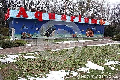 Akwarium Fotografia Editorial