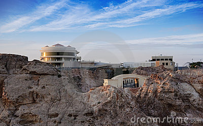 Al Ain Palce in Jebel Hafeet Mountain