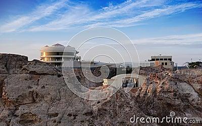 Al Ain Palce in Jebel Hafeet Mountain