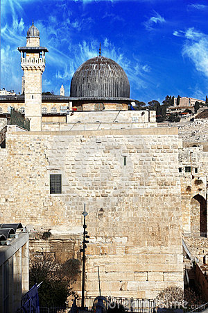 Al Aqsa Mosque in Jerusalem