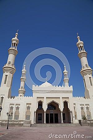Al-Bahya Mosque, Abu Dhabi, UAE