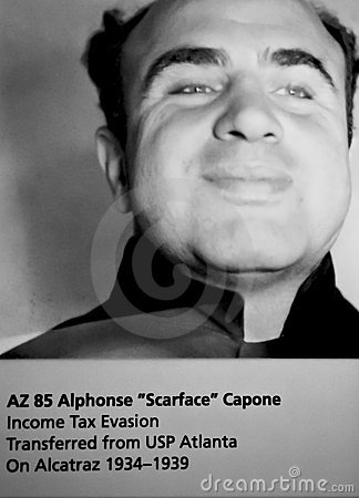 Free Al Capone Royalty Free Stock Photos - 18230408