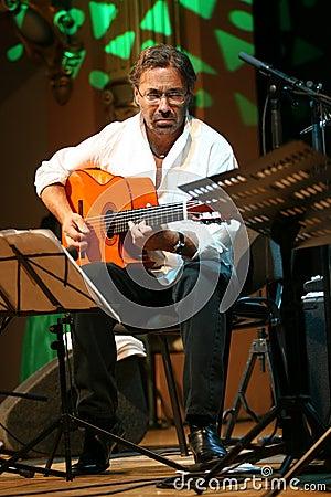 Al di Meola Editorial Photo
