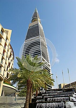 Free Al Faisaliah Tower Royalty Free Stock Image - 14345796
