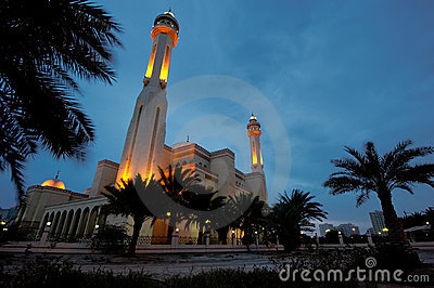 Al-Fateh Grand Mosque, Bahrain