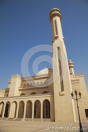 Al-Fateh Grand Mosque, Manama, Bahrain