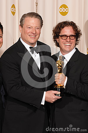Al Gore,Davis Guggenheim Editorial Photography