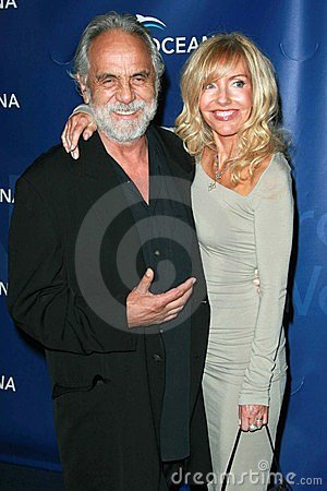 Al Gore, Shelby Chong, Tommy Chong Editorial Stock Image