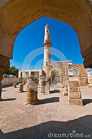Al-Khamees Mosque s Minaret
