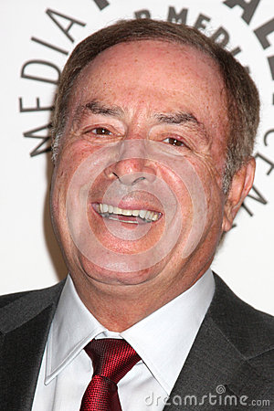 Al Michaels Editorial Image