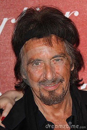 Al Pacino Editorial Photo