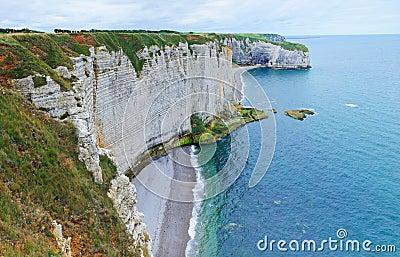 Alabaster Coast. (Côte d Albâtre.)