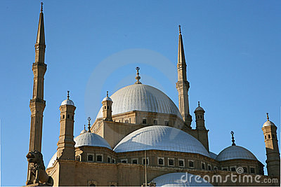 The Alabaster Mosque