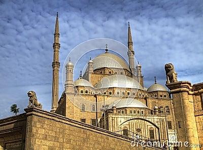 Alabaster Mosque of Muhammad Ali