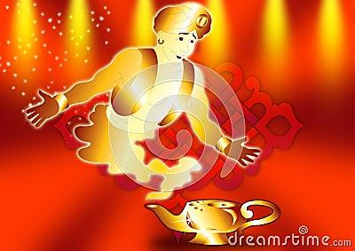 Aladdin s Lamp