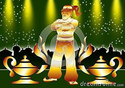 Aladdin s Lamps