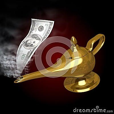 Aladdins magic