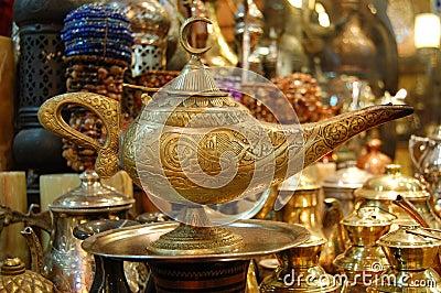 Aladin lamp !