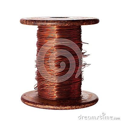 Alambre de cobre imagenes de archivo imagen 12692514 - Alambre de cobre ...