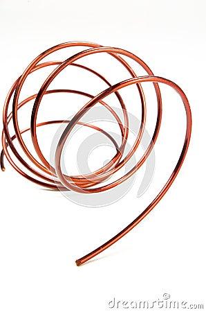 Alambre de cobre fotos de archivo libres de regal as - Alambre de cobre ...
