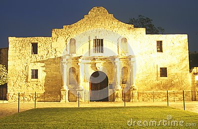 The Alamo Historic Mission