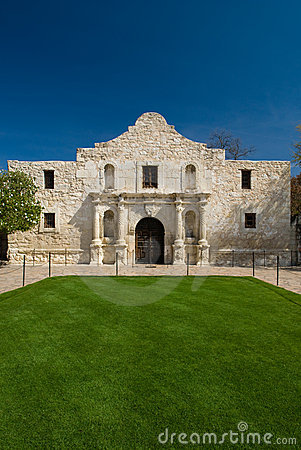 Free Alamo San Antonio Texas Royalty Free Stock Images - 8581269