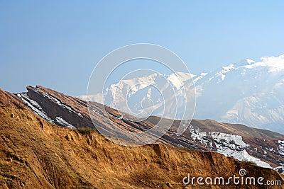 Alamut mountains