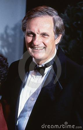 Alan Alda Editorial Stock Image