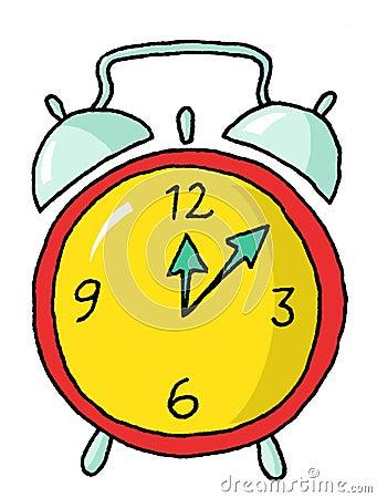 Alarm Clock 01 Stock Photo Image 5650110