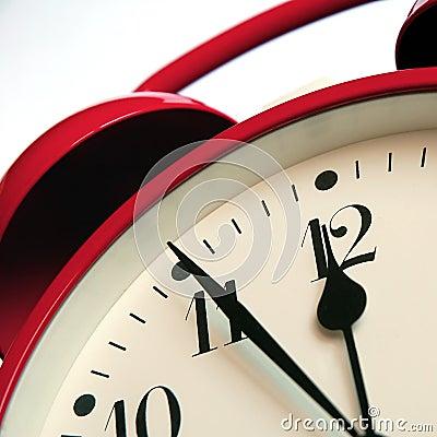 Free Alarm Clock 1 Royalty Free Stock Photo - 4147985