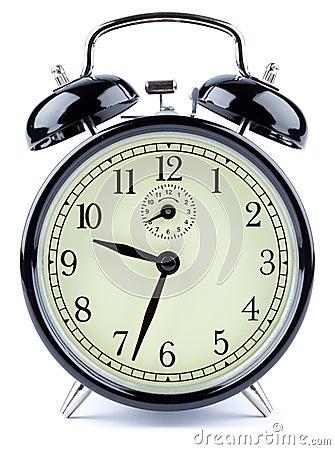 Free Alarm Clock Royalty Free Stock Photos - 11008418