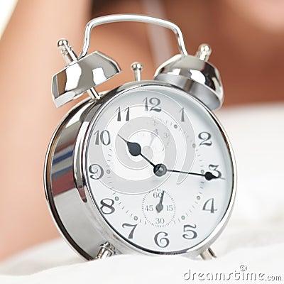 Free Alarm Clock Stock Photo - 16243230