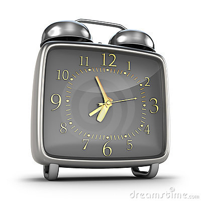 Free Alarm Clock Stock Photos - 17352223