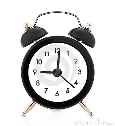 Free Alarm Clock Stock Photo - 22177700