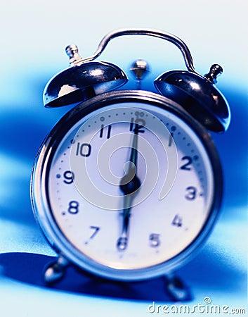 Free Alarm Clock Royalty Free Stock Photo - 28685