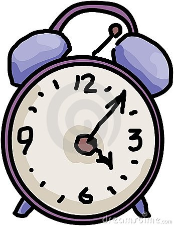 Image result for Caricature images of a clock