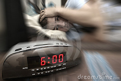 Alarm clock guy