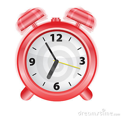 Alarm-clock, vector