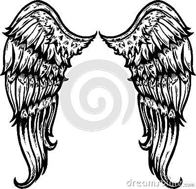 tatuaje cu nume chinezesti. clásicos de rosas, del corazón con el emblema de las alas del tatuaje Foto
