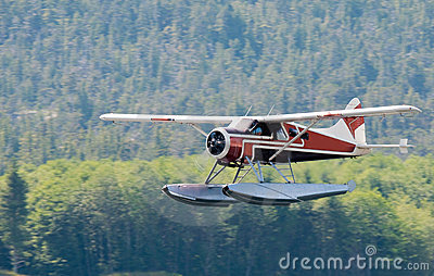 Alaska Bushplane Stock Photo - Image: 10333030