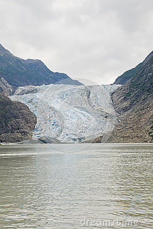 Free Alaska - Davidson Glacier Royalty Free Stock Image - 39492466