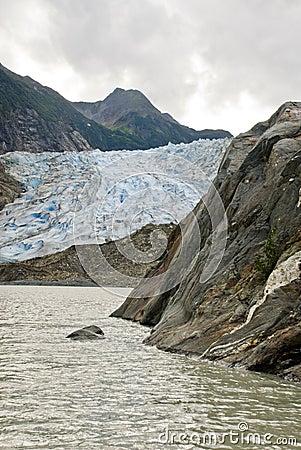 Free Alaska - Davidson Glacier Royalty Free Stock Photos - 39492478