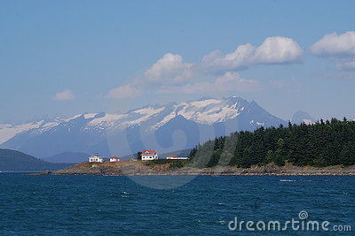 Alaska-helles Haus