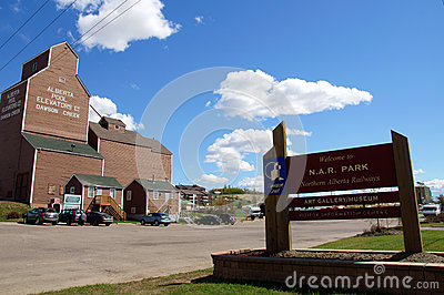 Alaska Highway Vintage Mill