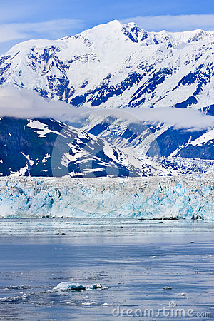 Alaska Hubbard Glacier St. Elias Mountains