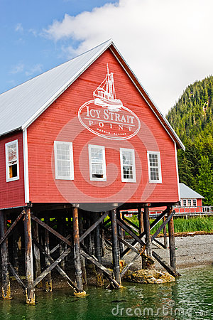 Free Alaska Icy Strait Point Hoonah Stock Image - 29268081