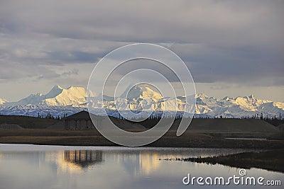 Alaska-Reichweite
