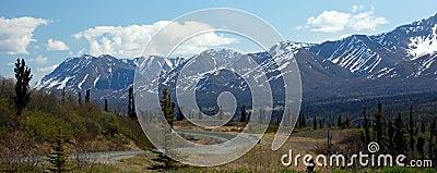Scenic drive - Alaska road trip