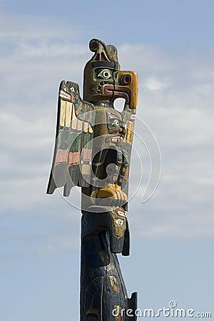 Alaska Totem Pole Series