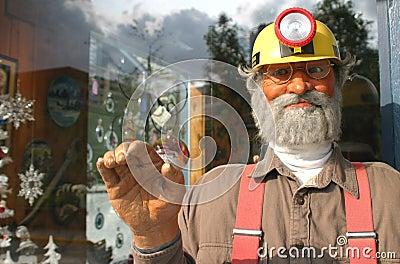 Alaskabo gruvarbetare
